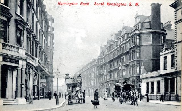 Norfolk Hotel Harrington Road PC312
