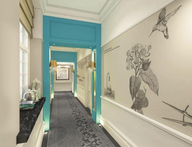 ampersand corridor