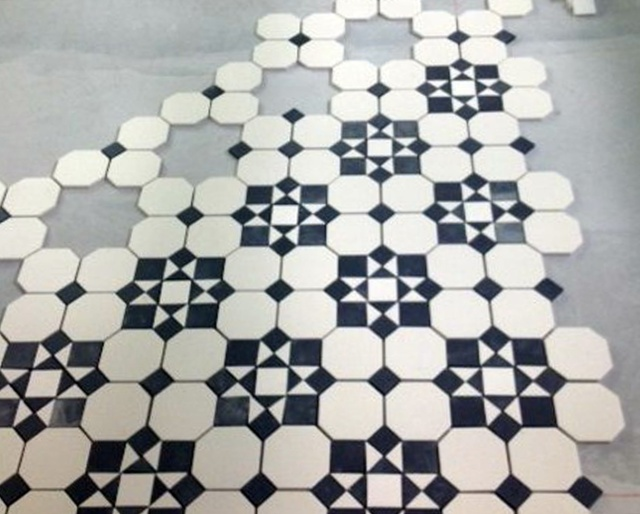 The Ampersand Hotel Flooring