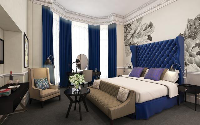 The Ampersand Hotel deluxe studio