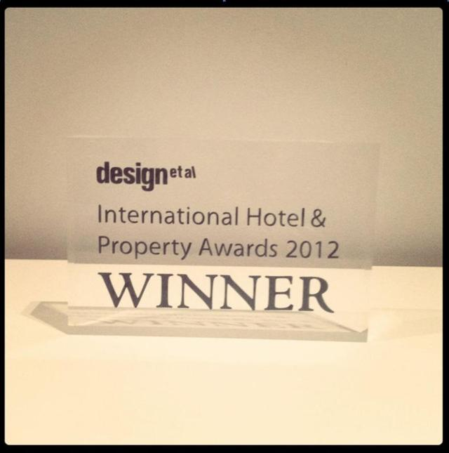 Design et al winner